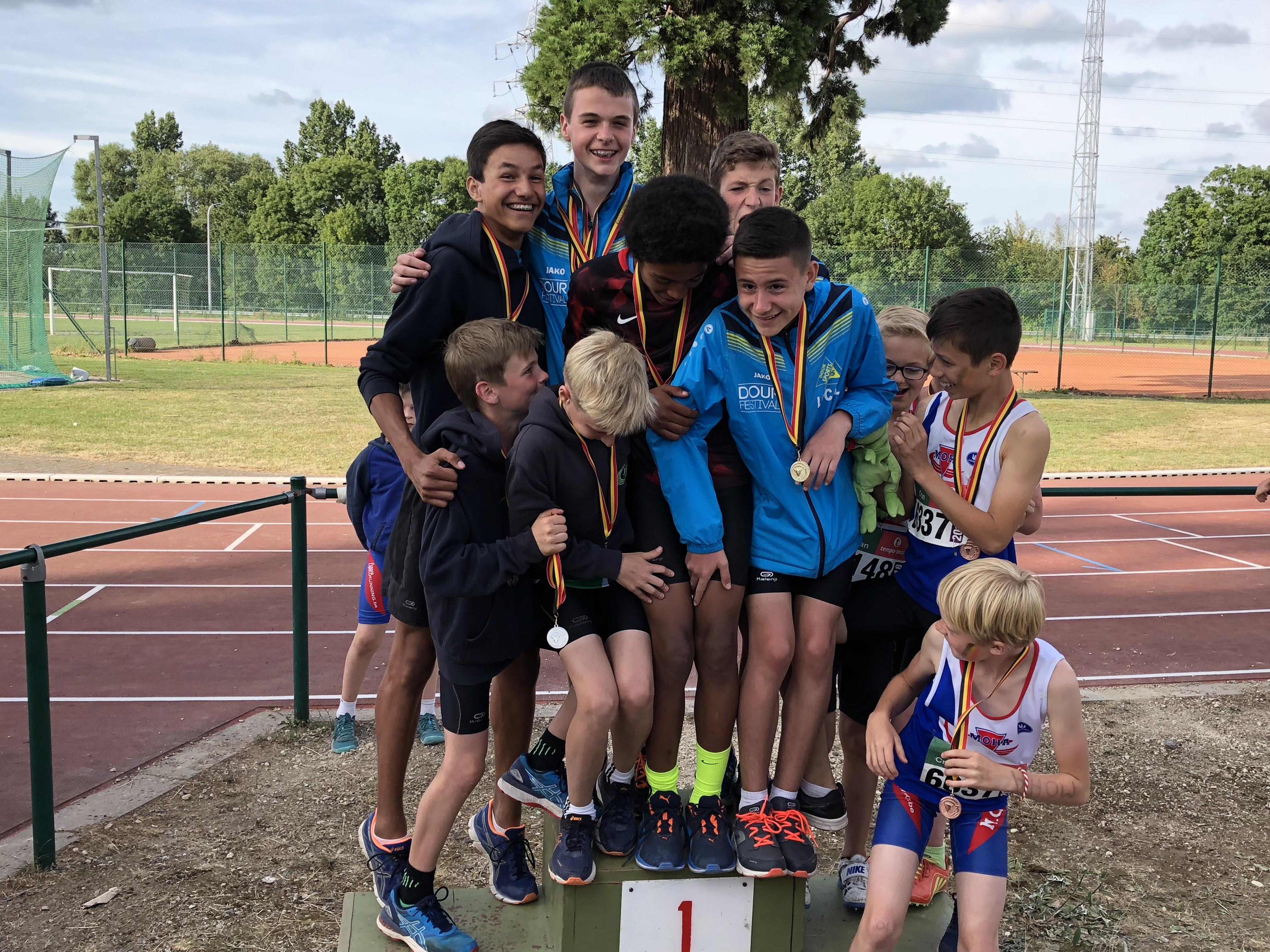 Champ. Hainaut 2018
